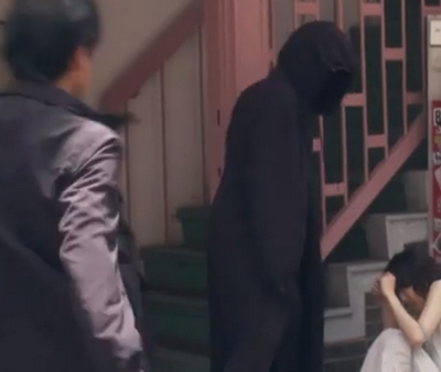 ボイス 日本版 白塗り男 犯人 安藤政信